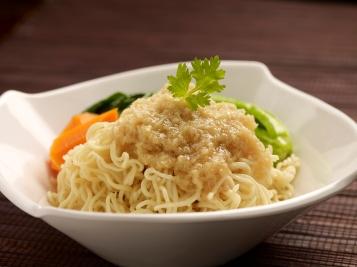 Ginger Sauce w Noodles