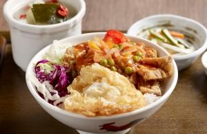 Pork Cutlet Rice